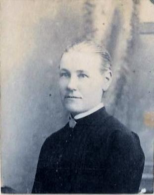 Sarah Murphy nee Stokes b Dec 1842 Hoddesdon, d 1929 London