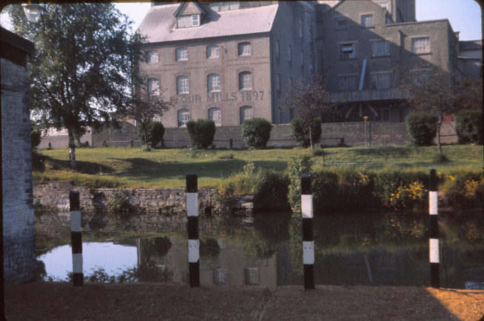 Ware Flower Mill early 1970s | Colin Donoghue