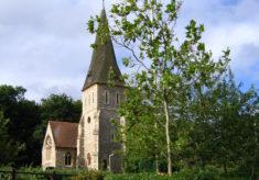 Hertfordshire church