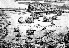 1727:  The Siege of Gibralter - An Eyewitness Account