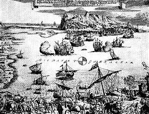1727:  The Siege of Gibralter - An Eyewitness Account