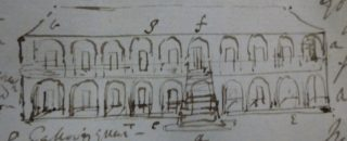 Some of the drawings in the letter to Frederic Blake.