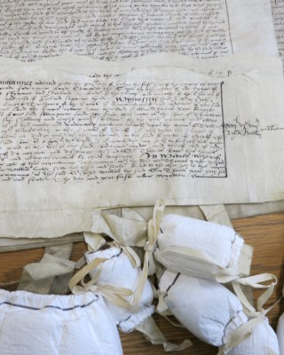 Grant of Tittenhanger   Hertfordshire Archives & Local Studies