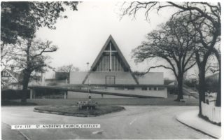 St Andrews Church, Cuffley | Hertfordshire Archives & Local Studies