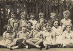 British School Cheshunt 1938