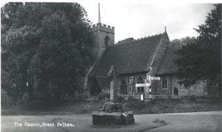 St Mary's Church, Brent Pelham | Hertfordshire Archives & Local Studies