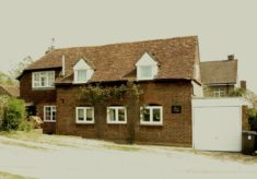 Kings Langley. Pound Cottage