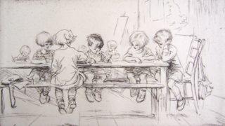 Eileen Soper: In School 1