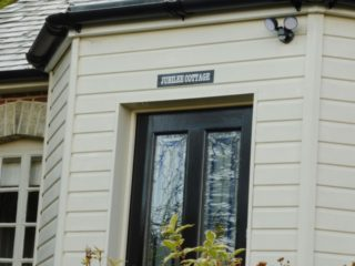 Name for Jubilee Cottage. Nov 2017 | Colin Wilson