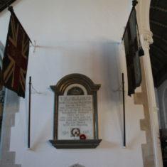 Old Hatfield. Inside St Ethelreda's Church, AL9 5AN   Eric Riddle