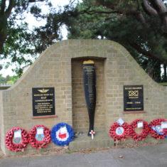 RAF Sawbridgeworth. At side of road, Single Hall, Trims Green, CM21 0LX. | Eric Riddle
