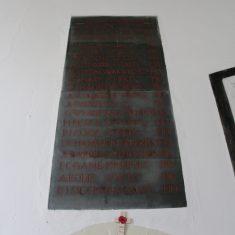 Little Munden. Inside All Saints Church, 2, Easington Rd, SG12 0LS | Eric Riddle