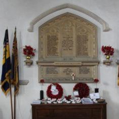 Standon. Inside St Mary's Church, 57, High Street, SG11 1LA | Eric Riddle