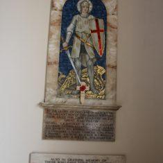 Bengeo near Hertford. Inside Holy Trinity Church, New Road, SG14 3JL | Eric Riddle