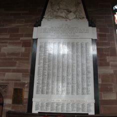 Hertford. Inside All Saint's Church. SG13 8AY | Eric Riddle