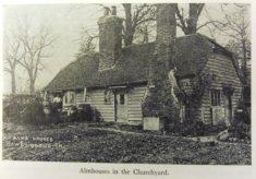Sawbridgeworth. Parish