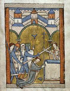 The Effigy of Geoffrey de Mandeville, 12th Century