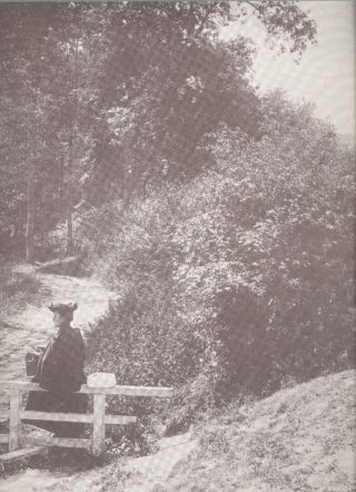 Evan's Spring, Hastoe Lane, Tring | Hertfordshire Archives & Local Studies