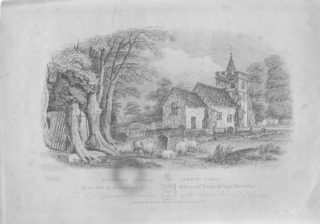 St Peter's Church, Tewin | Hertfordshire Archives & Local Studies