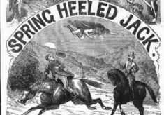 Spring-heeled Jack in Hertfordshire