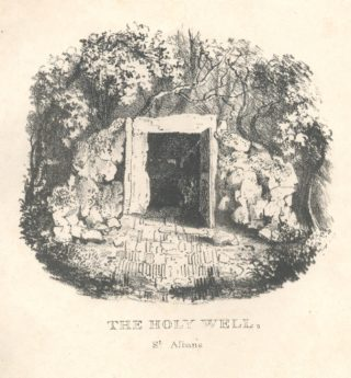 The Holy Well, St Albans | Hertfordshire Archives & Local Studies