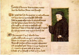 An excerpt from Chaucer's Parlement of Foules (1382) mentioning St Valentine's Day | Public Domain