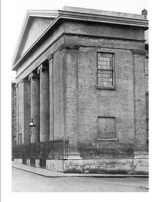 John Street Chapel, Royston