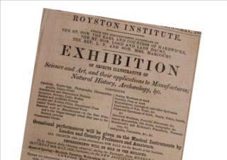 Royston Exhibition (1856)