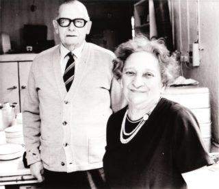 Nana and Grandad Hayes