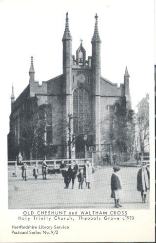 Holy Trinity c.1910 | Hertfordshire Library Service