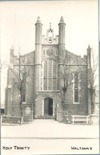Holy Trinity | Hertfordshire Archives & Local Studies