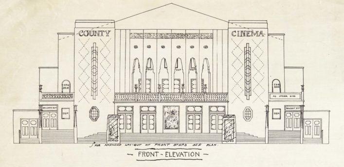 Barnet Cinema, 1934 | copyright: Hertfordshire Archives and Local Studies