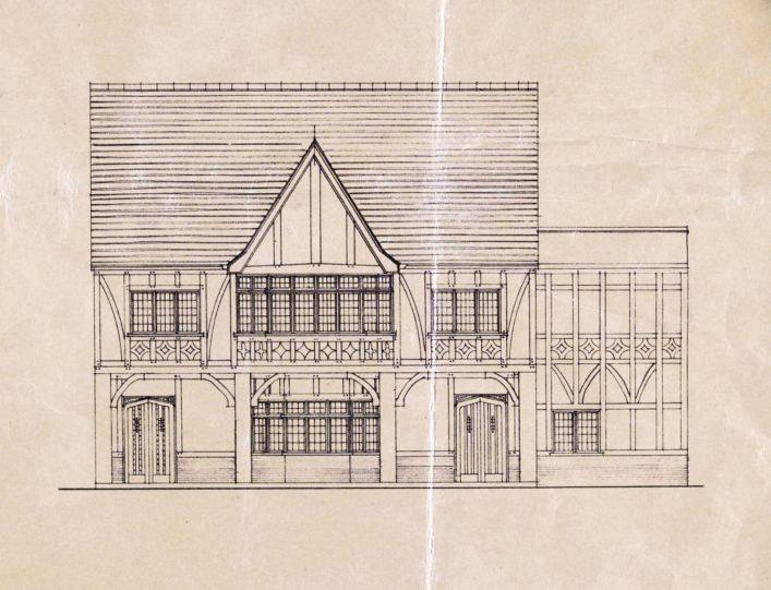 Borehamwood Tudor cinema | copyright: Hertfordshire Archives and Local Studies
