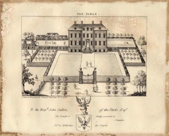 The Park.Hertingfordbury | copyright: Hertfordshire Archives and Local Studies