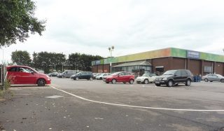 Homebase has opened and the car park is now occupied. 17 Jun 2020 | Colin Wilson