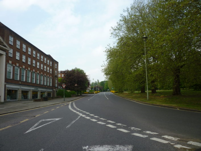Bridge Road and Campus