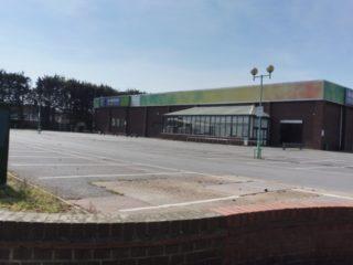 Homebase car park. 15 April 2020 | Colin Wilson