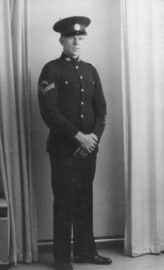 Leonard Frederick Butler  1936