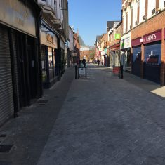 Maidenhead Street, 15th May 2020 | Geoff Cordingley