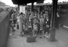 Hitchin Evacuees