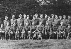 Leverstock Green's Home Guard