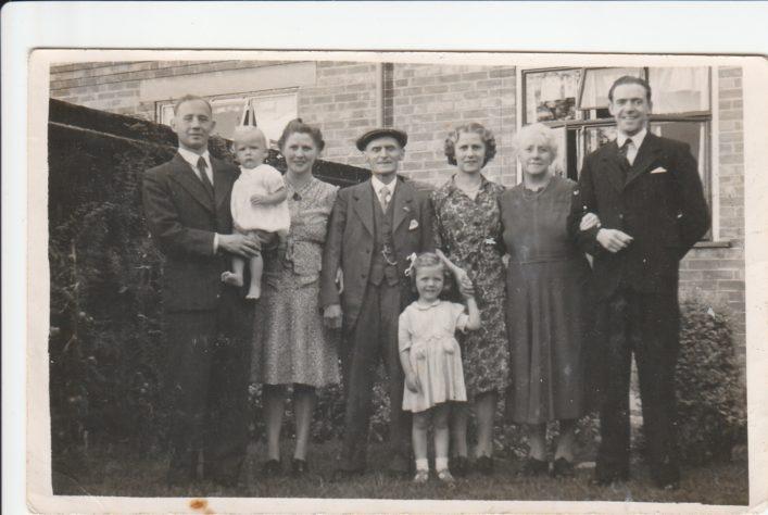 V.E Day 1945 Southfield Road Hoddesdon