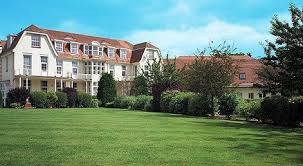 The grounds, Pinehill Hospital, Hitchin,