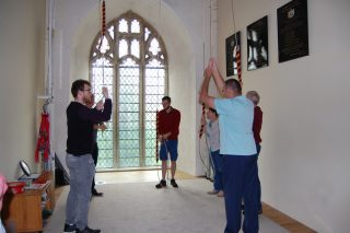 Typical ringing chamber