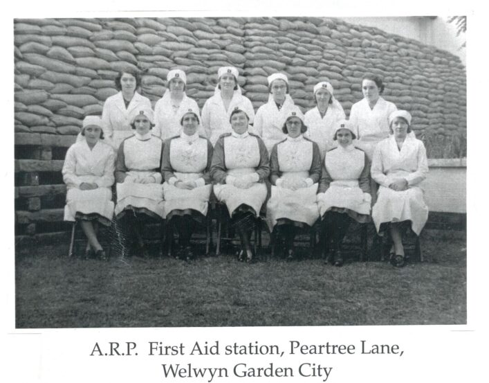 ARP Group, Peartree Lane, WGC | Hertfordshire Archives and Local Studies