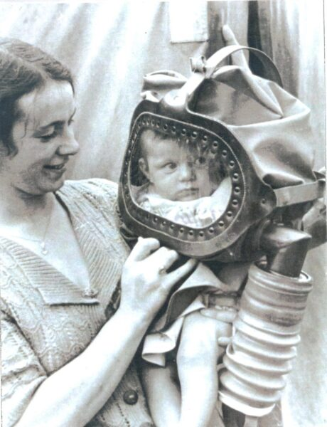Baby Respirator | Hertfordshire Archives and Local Studies