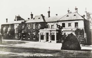 Camfield Place, a Victorian House in a four-hundred acre estate in Essendon, near Hatfield   Hertfordshire Archives and Local Studies (Local Studies Library Collection)