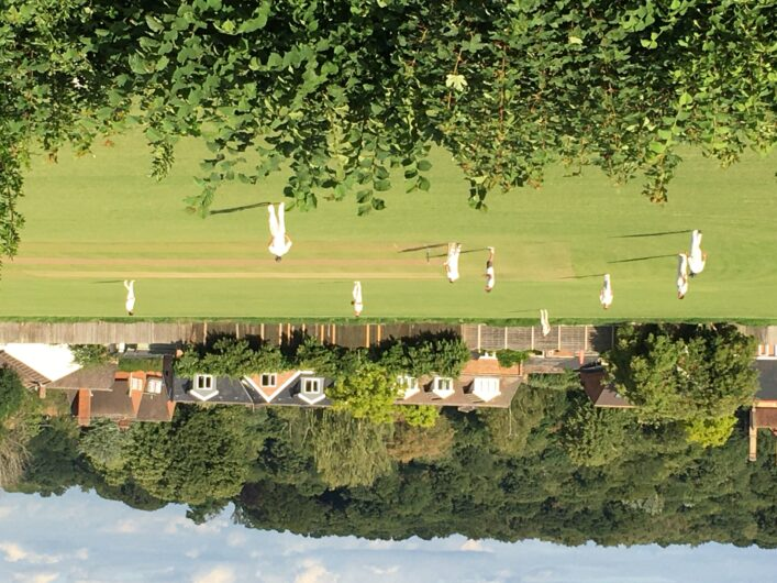 Cricket returns on Saturday, 11th July | Geoff Cordingley