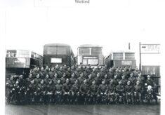Home Guard Bus Garage Group, Watford