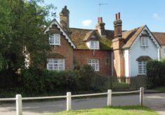 Standon. Church End Cottages